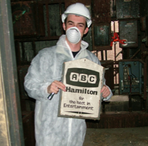 Gordon in anti-asbestos suit